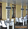 Дизайн для кафе и ресторанов, авторская мебель и декор