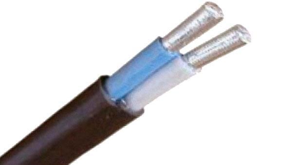 АВВГ 2х10 силовой алюминиевый кабель
