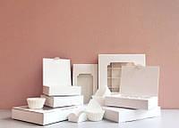 Набор коробок для шоколатье (коробки + формочки)