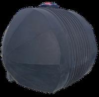 Емкость пластиковая для перевозки технической воды 5000 литров КАС с крышкой клапаном