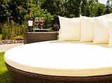 Ліжко Nicolas венге з навісом, фото 6