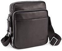 Мужская наплечная сумка из кожи Marco Coverna