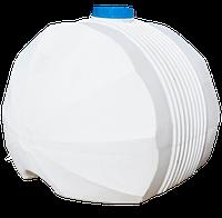 Емкость пластиковая для перевозки пищевой воды 5000 литров КАС