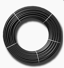 Трубка магистральная стенка 1,1 мм evci plast  , PE 16 мм, 200 мп