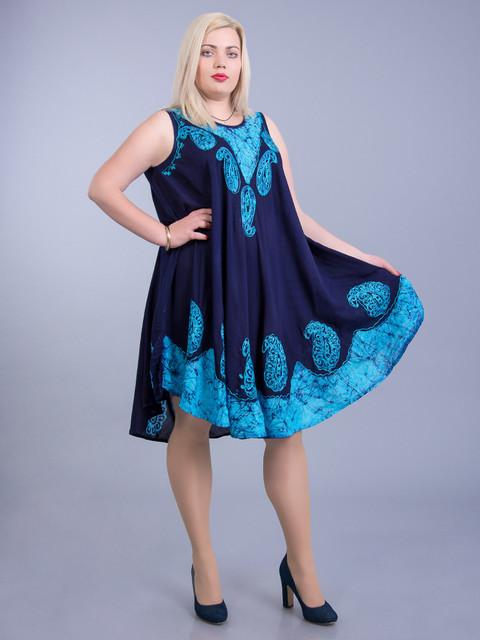 Платья с батиком