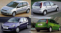 Продам фару на Форд Фиеста(Ford Fiesta)2007