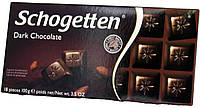 Шоколад черный Schogеtten Dark chocolate 100г., фото 1