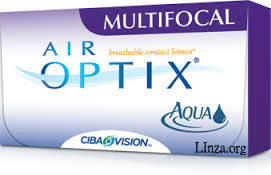 Контактные линзы AirOptix Aqua Multifocal (1 месяц)