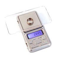 Карманные ювелирные весы Pocket Scale MH-200