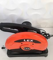 ✔️ Монтажная пила LEX металорез, труборез  - LXCM295 ( 2900 Вт ), фото 3