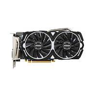 Видеокарта MSI Radeon RX 570 ARMOR 8G OC AMD RX570/Armor /OC/8GB/GDDR5/1268MHz