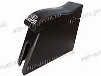 Подлокотник NEW черный с вышивкой ВАЗ 2102