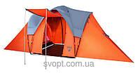 Палатка Camp Base 6-местная (610х240х210 см), фото 1