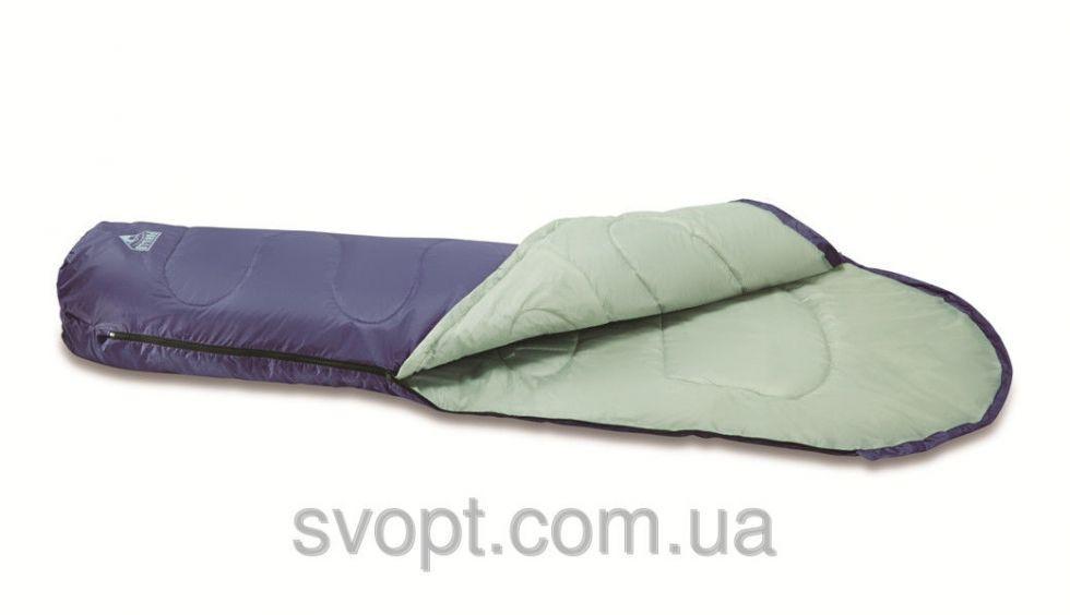 Спальный мешок-кокон Comfort Quest 200 (220х75х50 см)