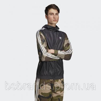 Мужская ветровка adidas CAMOUFLAGE (АРТИКУЛ:DV2049), фото 2