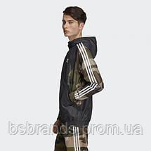 Мужская ветровка adidas CAMOUFLAGE (АРТИКУЛ:DV2049), фото 3