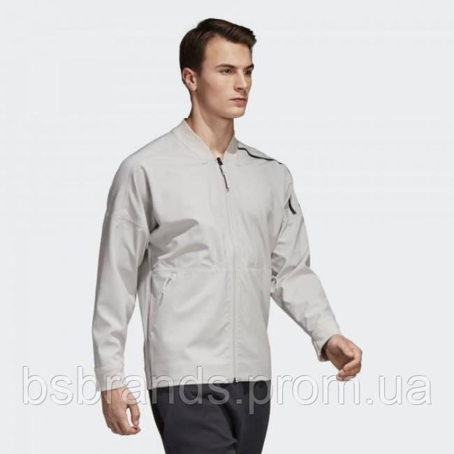 Мужская куртка-бомбер adidas Z.N.E. REVERSIBLE BOMBER(АРТИКУЛ:CW0116)