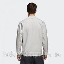Мужская куртка-бомбер adidas Z.N.E. REVERSIBLE BOMBER(АРТИКУЛ:CW0116), фото 3