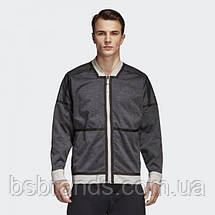 Мужская куртка-бомбер adidas Z.N.E. REVERSIBLE BOMBER(АРТИКУЛ:CW0116), фото 2