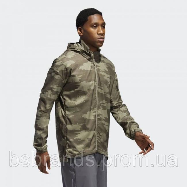Чоловіча куртка для бігу adidas SUPERNOVA TOKYO DPR (АРТИКУЛ:CG1033)