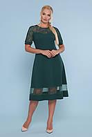Ошатне зелене плаття великі розміри