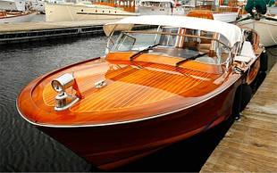 Покриття для човнів і суден