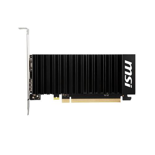 Видеокарта MSI GT 1030 2GHD4 LP OC GT1030/2GB/DDR4/1430MHz