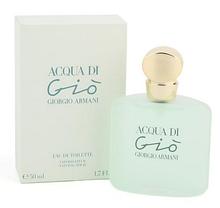 Женская оригинальная туалетная вода Acqua di Gio Giorgio Armani, 50 ml NNR ORGAP /54