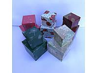 Коробка из тонкого картона кубик 5/7, фото 1
