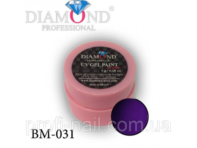 Гель-фарба Diamond Professional BM-031