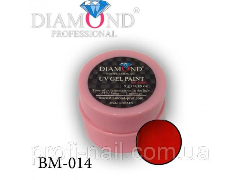 Гель-фарба Diamond Professional BM-014