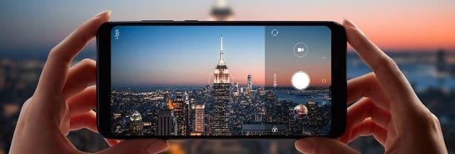 Xiaomi Redmi 5  - 12 Mpосновная камера