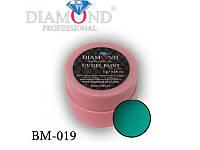 Гель-фарба Diamond Professional BM-019