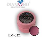 Гель-фарба Diamond Professional BM-022