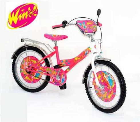 """Велосипед детский """"Winx"""" 20"""" 132002, фото 2"""