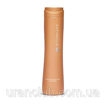 Увлажняющий шампунь для разглаживания волос SATINIQUE Amway 280мл