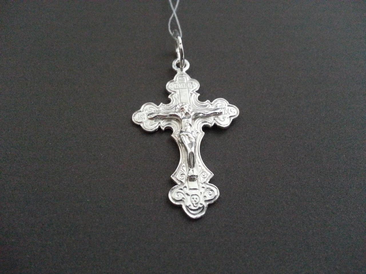 Серебряный Крест Арт. Кр 138