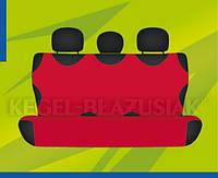 Автомобильные майки KEGEL задние красная Комплект