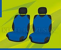 Автомобильные майки KEGEL передние синяя Комплект