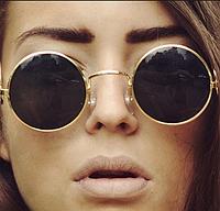 Круглые солнцезащитные очки 2015