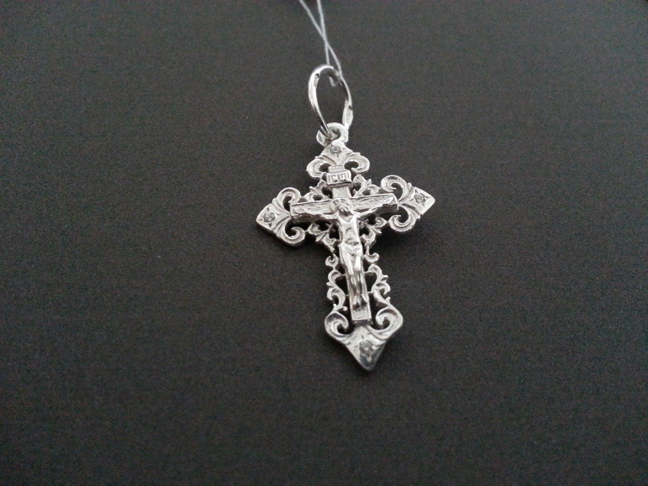 Серебряный Крест Арт. Кр 139