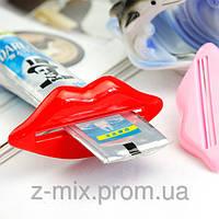 Выдавливатель зубной пасты губы