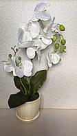 Декор для дома и офиса, Орхидея искусственная