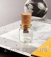 Подарочная флешка Стеклянная баночка 8 гб