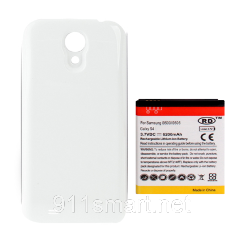 Усиленный аккумулятор оригинальный Samsung Galaxy S4 / i9500  B600BC