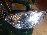 Фара передняя  левая Hyundai Getz с 2006 , фото 1