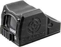 Прицел Shield CQS 2MOA,колл., мет.корпус, крышка, с батар., крепл. на Пиктинни