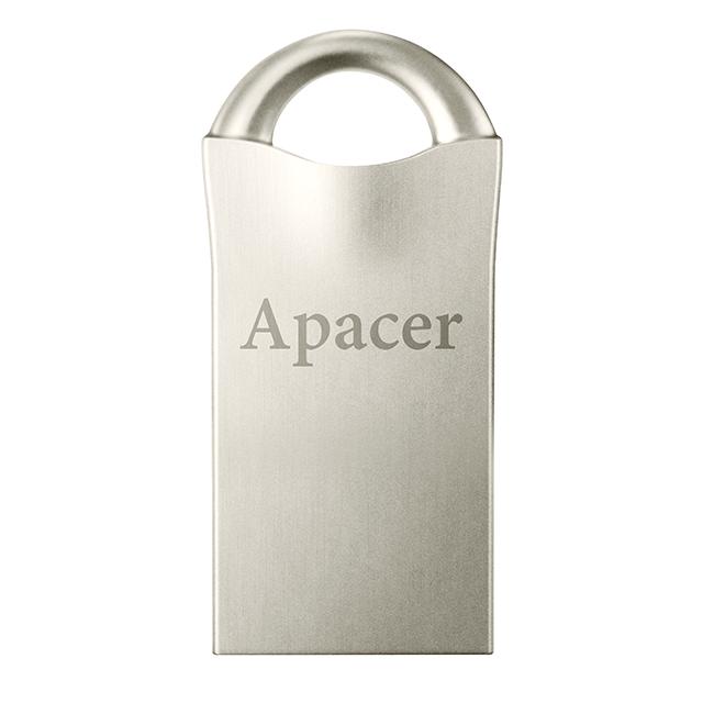 Флеш USB Apacer AH117 16Gb Silver (AP16GAH117S-1)