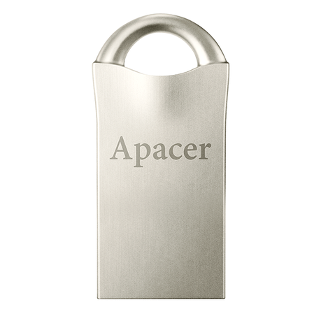 Флеш USB Apacer AH117 16Gb Silver (AP16GAH117S-1), фото 2