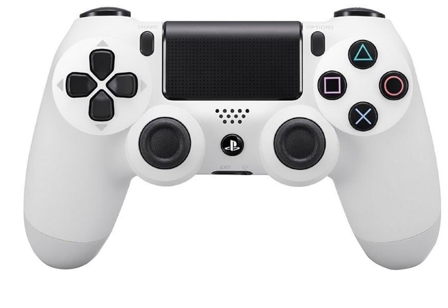 Геймпад Sony PS4 Dualshoсk 4 V2 Белый (CUH-ZCT2E / WHITE)